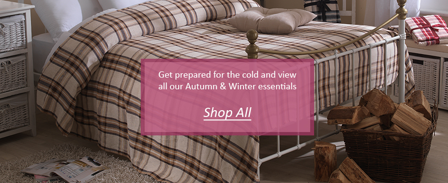 View our entire range of Autumn & Winter essentials