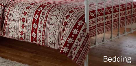 Bedding for Christmas