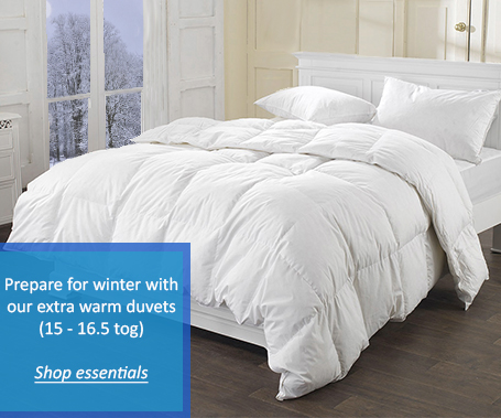 Keep warm winter duvet