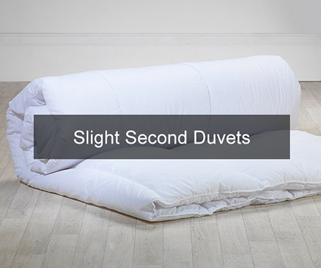 All Slight Seconds Duvets