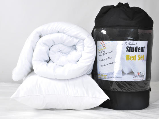 10.5 Tog - Double 3 Piece Student Bed Set Thumbnail 1
