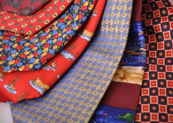 7 Piece Silk Tie Sets Thumbnail 2