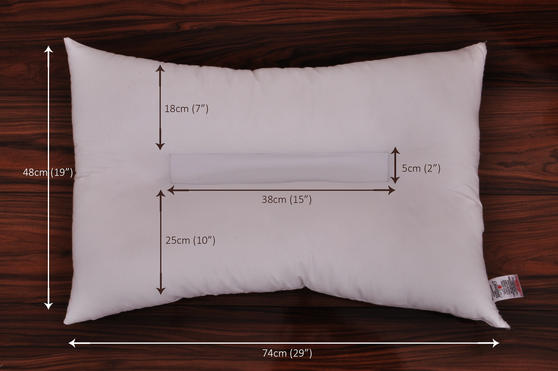 Anti Snore Pillow Unique Design with Head & Neck Support Thumbnail 2