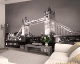 Easy Hang Wallpaper Mural London Tower A001 Design