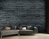 Easy Hang Giant Wallpaper Mural Slate A001 Design