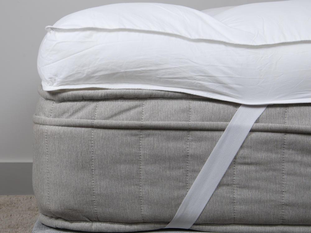 thick mattress topper. Thick Mattress Topper SLIGHT SECONDS · Thumbnail 1 2