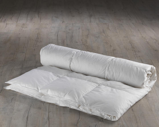 Luxury Goose Feather and Down Duvet - 10.5 Tog