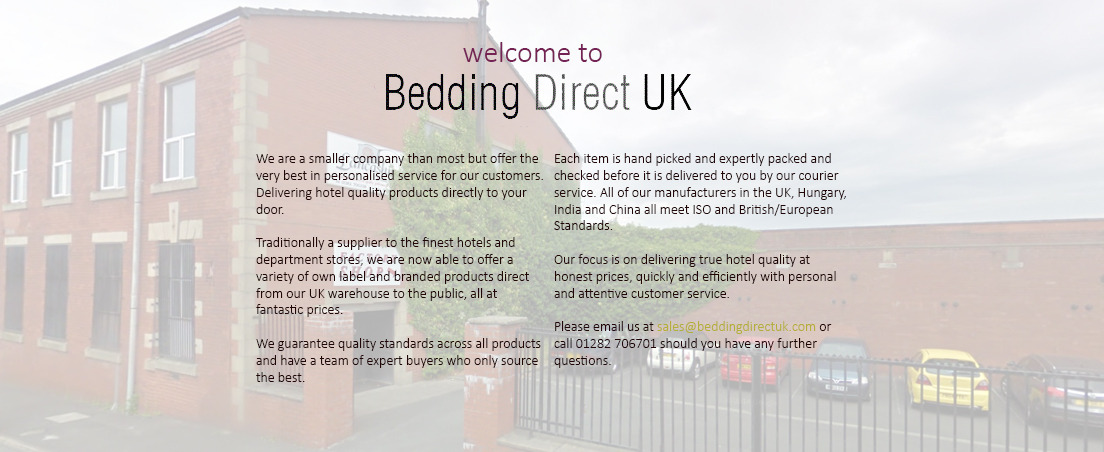About Bedding Direct UK