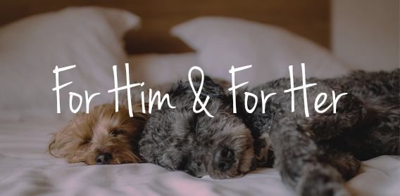 For Him & For Her