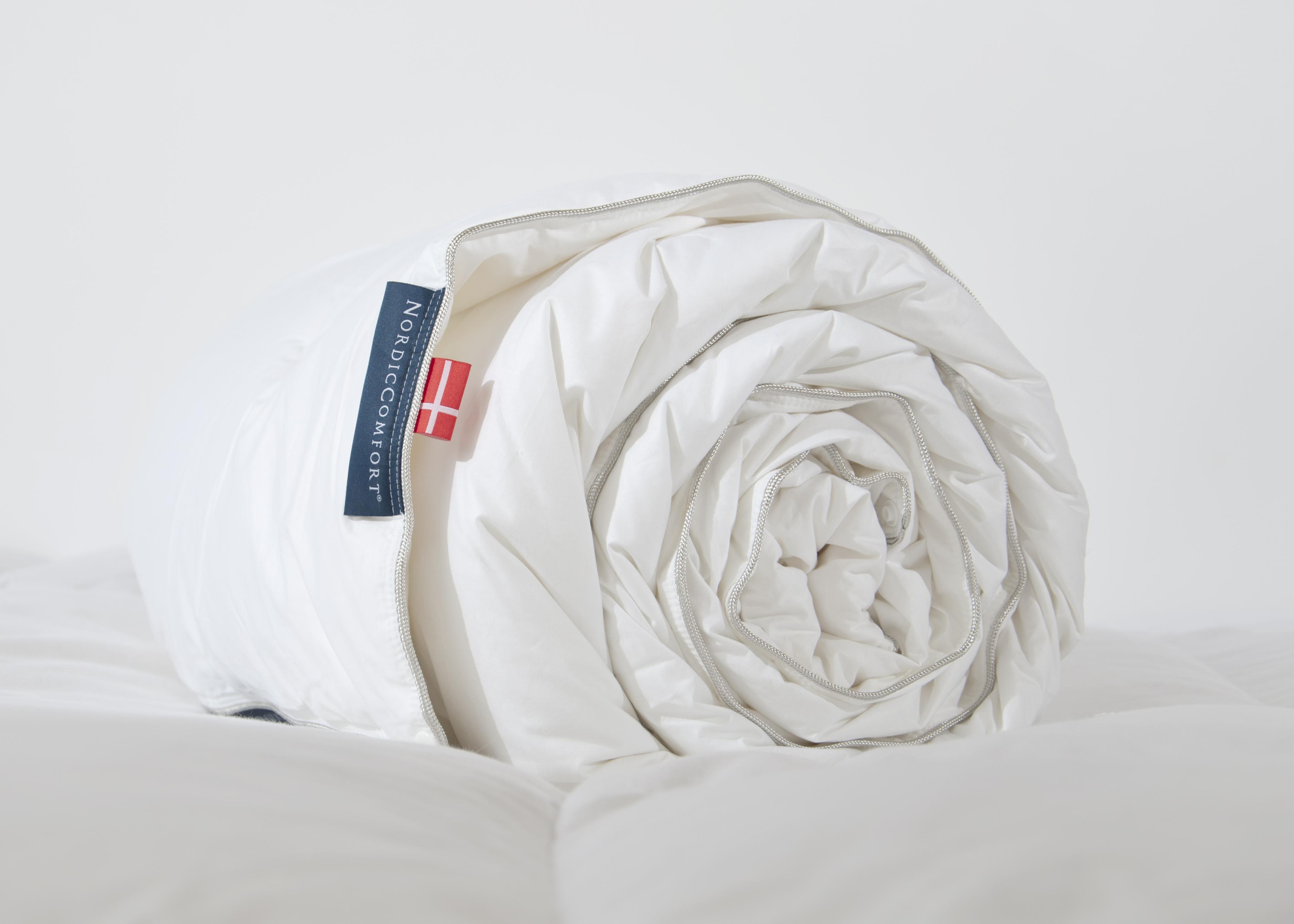 Single Silk Nordic Comfort Luxury 9 10 Tog Duvet Thumbnail 2