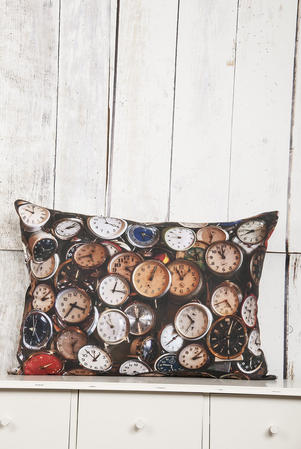 Vintage Style Square Cushions (9 Designs Available)