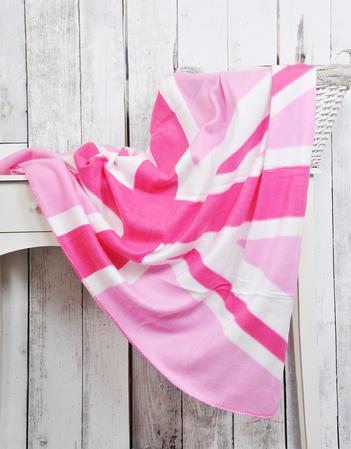 British Union Jack Flag Design Fleece Sofa Bed Picnic Throw Blanket - 3 Colours Thumbnail 4