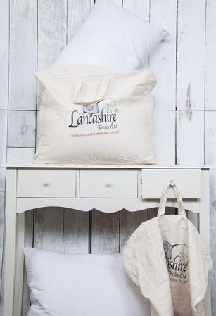 Lancashire Textiles 100% Cotton Long Lasting Storage Bag Thumbnail 2