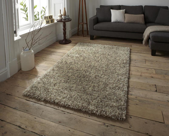 Luxury Soft to Touch Snuggle Up 120cm x 160cm Shaggy Rugs Thumbnail 2