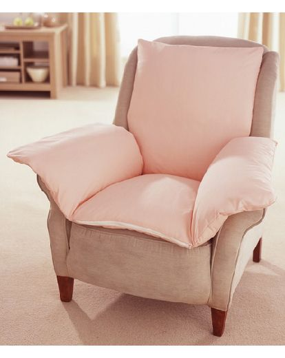 Charming Cosy Comfort Support Cushion Chair Nest Armchair Wheelchair