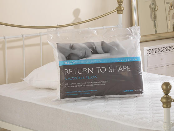 Return To Shape Bounce Back Pillow