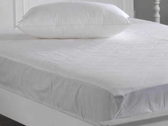 Slight Second - M&S Anti Allergenic Quilted Mattress Toppers & Protectors Thumbnail 3