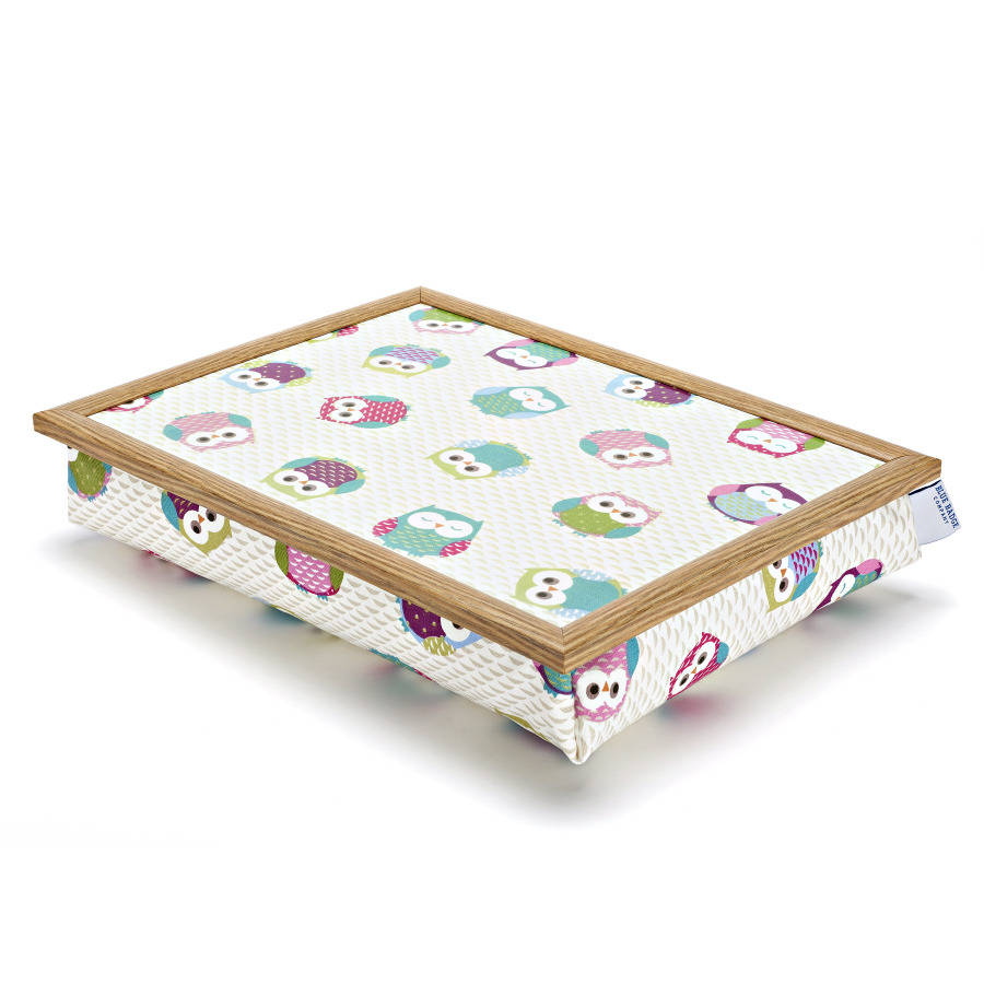 Bon Sentinel Bean Bag Cushion Lap Tray Laptop Or Breakfast Tray Ideal For  Reading U0026 Eating