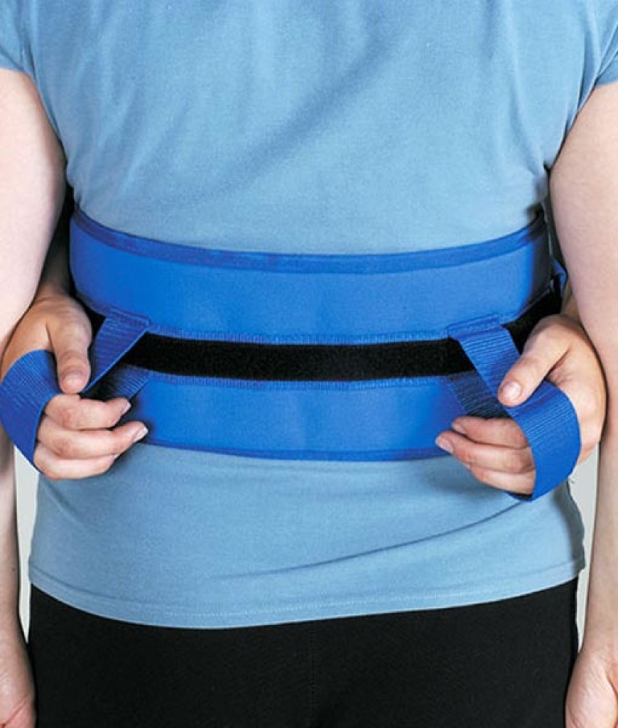 Transfer Belt Gait Carers Mobility Aid For Lifting