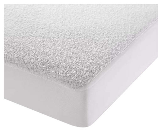 High Cotton Waterproof Terry Towelling Mattress Protector Thumbnail 1