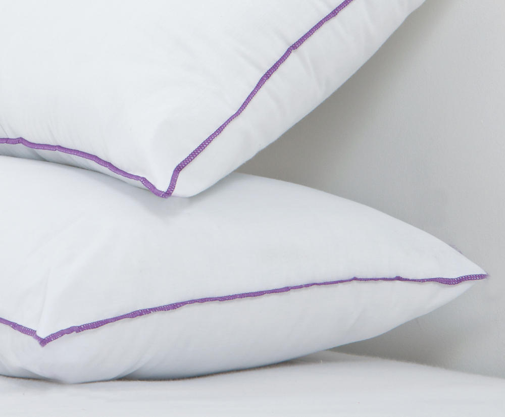 Lavender Infused Blended Cotton Pillow Pair