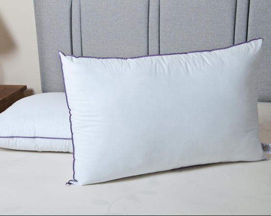 Lavender Infused Blended Cotton Pillow Pair Thumbnail 1