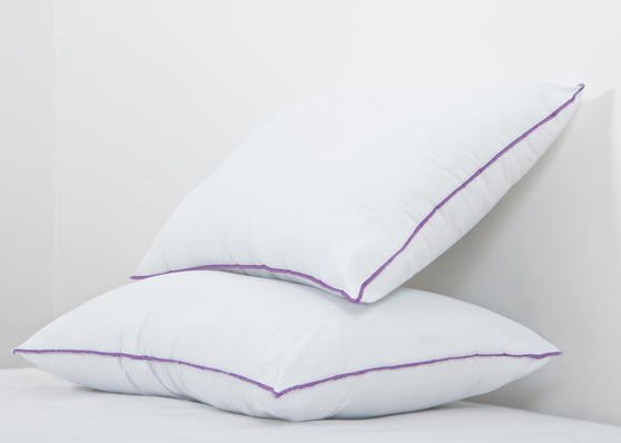 Lavender Infused Blended Cotton Pillow Pair Thumbnail 3