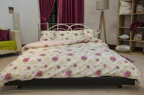 Luxury Cotton Rich Easy Care Percale Duvet Sets Thumbnail 2