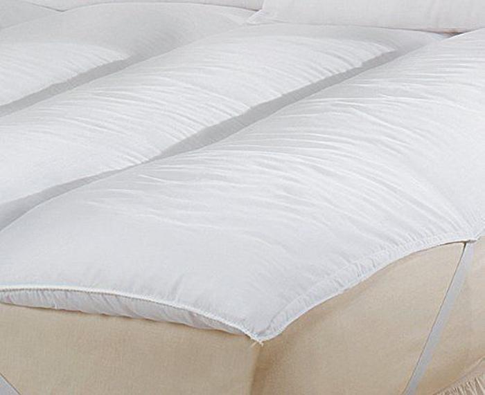 ikea bed king size pure comfort mattress topper polycotton reviver 160 x 200 cm thumbnail 2