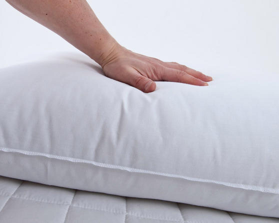 The BIG One - 1000g Filled Hollowfibre Super Bounce Back Pillow Thumbnail 3