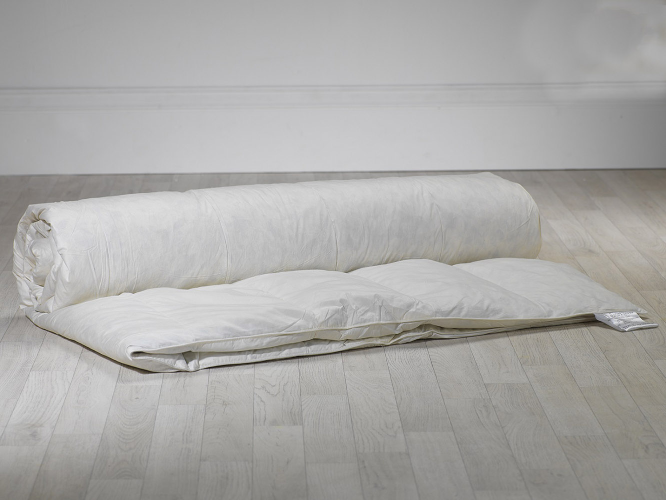 13.5 Tog - Natural Duck Feather Duvet