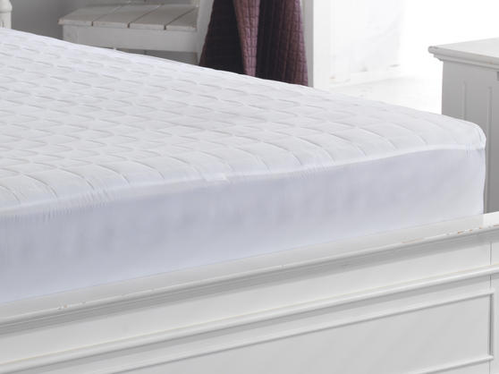 Soft as Down Microfibre Mattress Protector Thumbnail 3