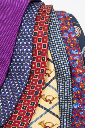 7 Piece Silk Tie Sets Thumbnail 2