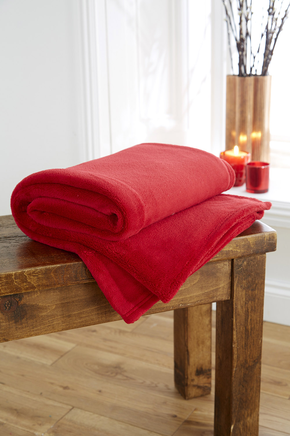 Luxury Super Soft Coral Fleece /Throws