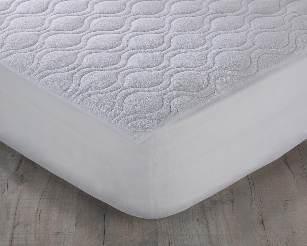 Luxury Quilted Terry Waterproof Deep Mattress Protector