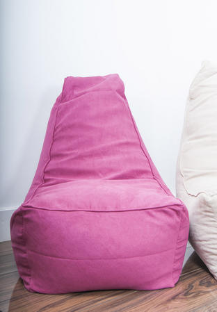 Large Suede Gaming Chair/Bean Bags in Various Colours Thumbnail 3