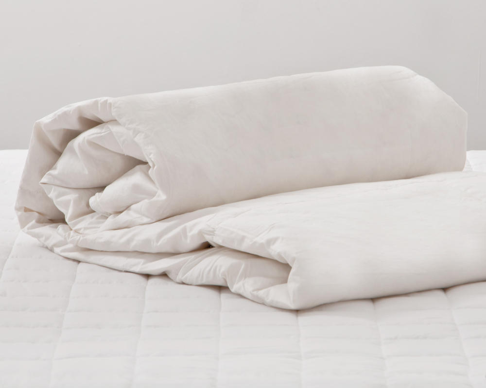 Goose Feather & Down Duvet - 9 Tog