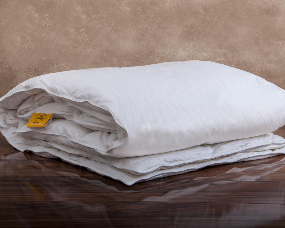 Pure Goose Down Lightweight Duvet - 13.5 Tog