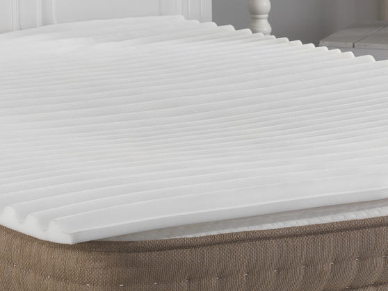 Slight Second - Extra Support, Zoned Mattress Topper Thumbnail 3