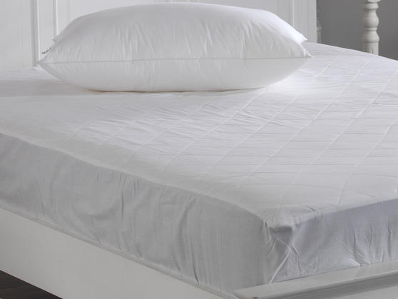 Slight Second - High Quality Department Store Quilted Mattress Protectors with Skirt Thumbnail 3