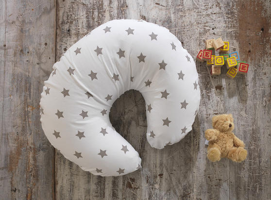 4-in-1 Multi Purpose Baby Maternity/Nursing Support Pillows  Thumbnail 3