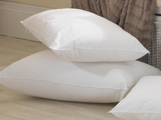 Luxury High Quality Egyptian Cotton Pillows Various Pack Sizes Available UK Made Thumbnail 3
