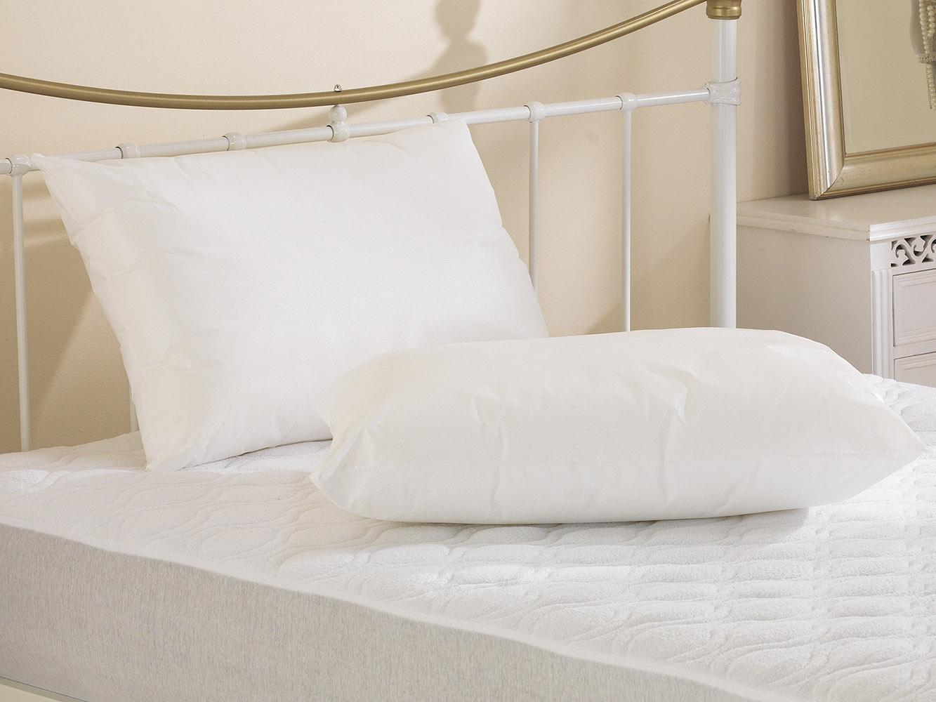 Hospital Medical Grade Waterproof Wipe Down Pillows