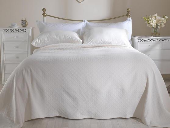 Matelasse Cotton Rich Arina Bedspreads Thumbnail 2