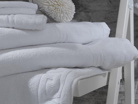 Premium Collection - Hotel Quality 100% Cotton Terry Towelling Ribbed Towels Thumbnail 3