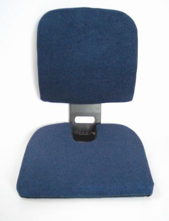 Orthopaedic Memory Foam Seat Cushions Lumbar Back Support Pain Relief Wheelchair Thumbnail 3