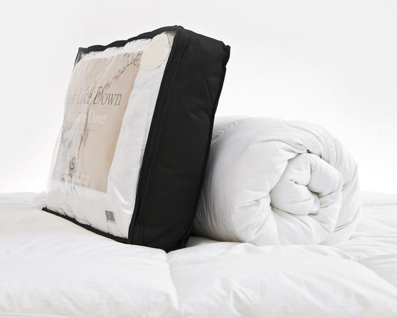 10.5 Tog - Soft as Down Microfibre Duvet