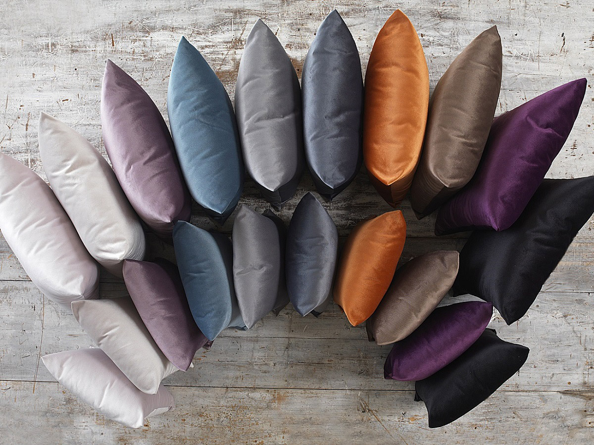 Soft Velour Cushions