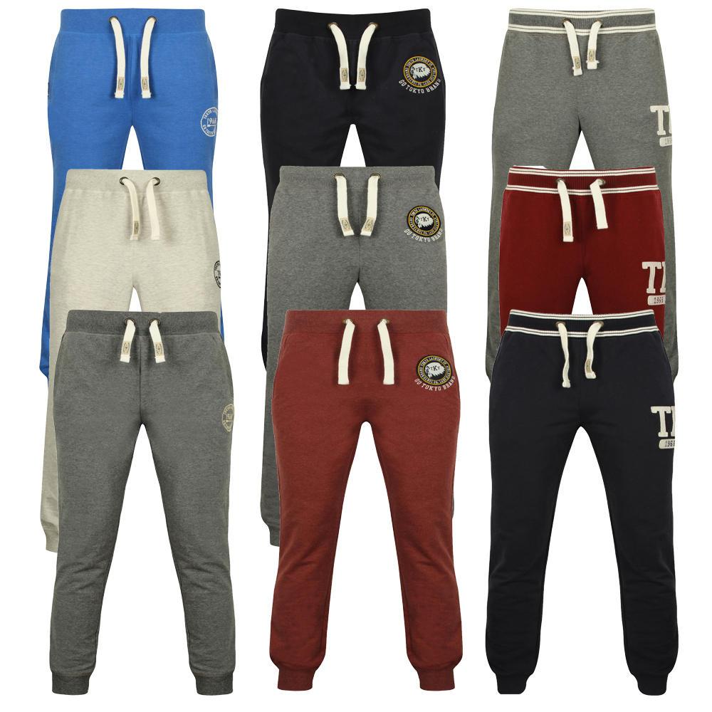5888c30cb Mens Tokyo Laundry Sweatpants Joggers Jogging Pants