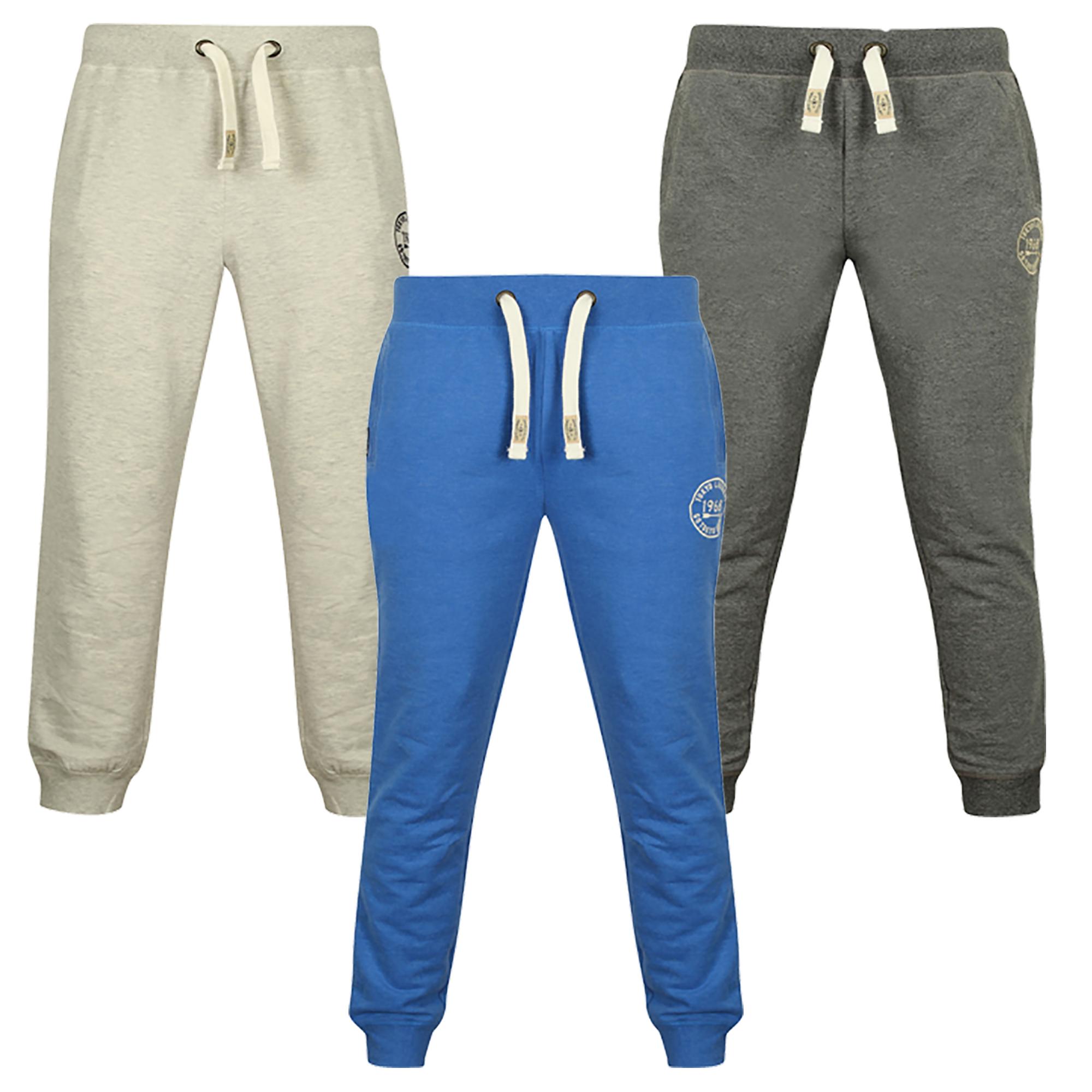 c8a5b47b7 Mens Tokyo Laundry Lynwood Sweatpants Joggers Jogging Pants ...
